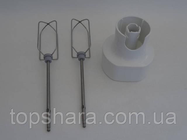 Насадка-миксер с двумя венчиками для ручного блендера Philips HR2644 HR1643 HR2645