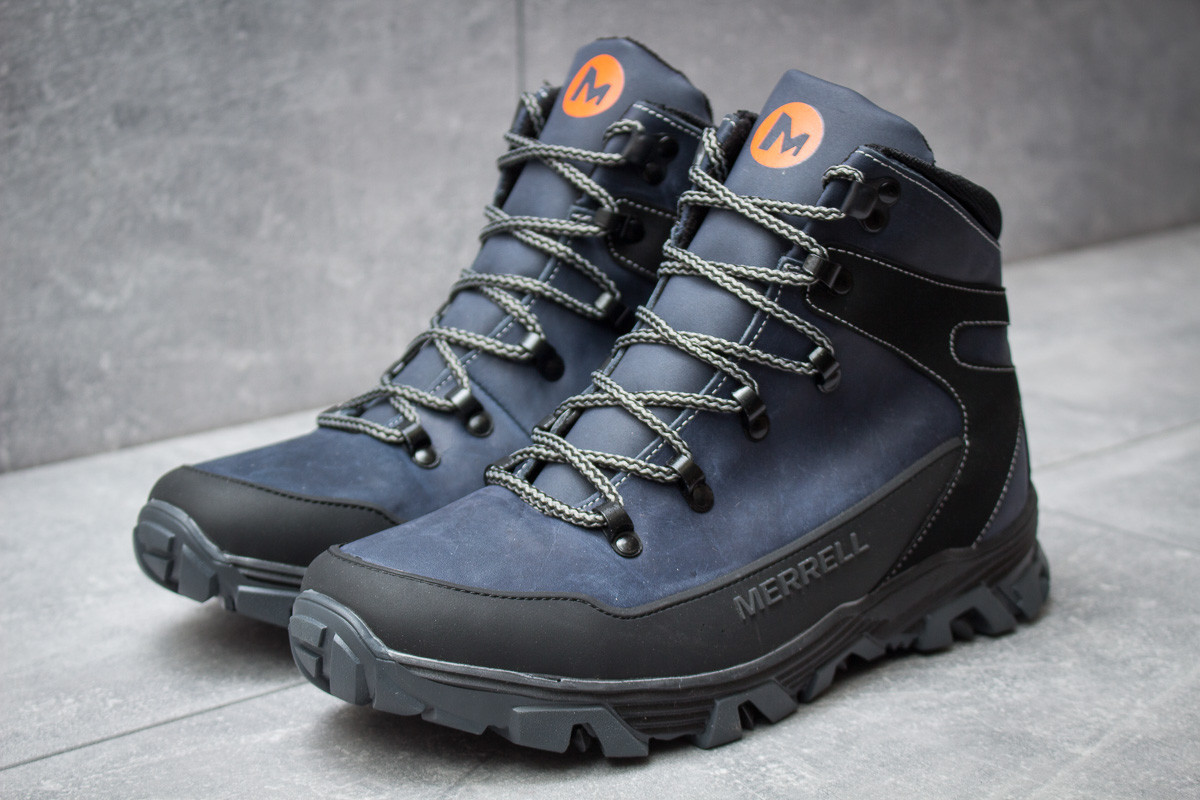 Зимние ботинки  Merrell Shiver, темно-синий (30341),  [  41 (последняя пара)  ]