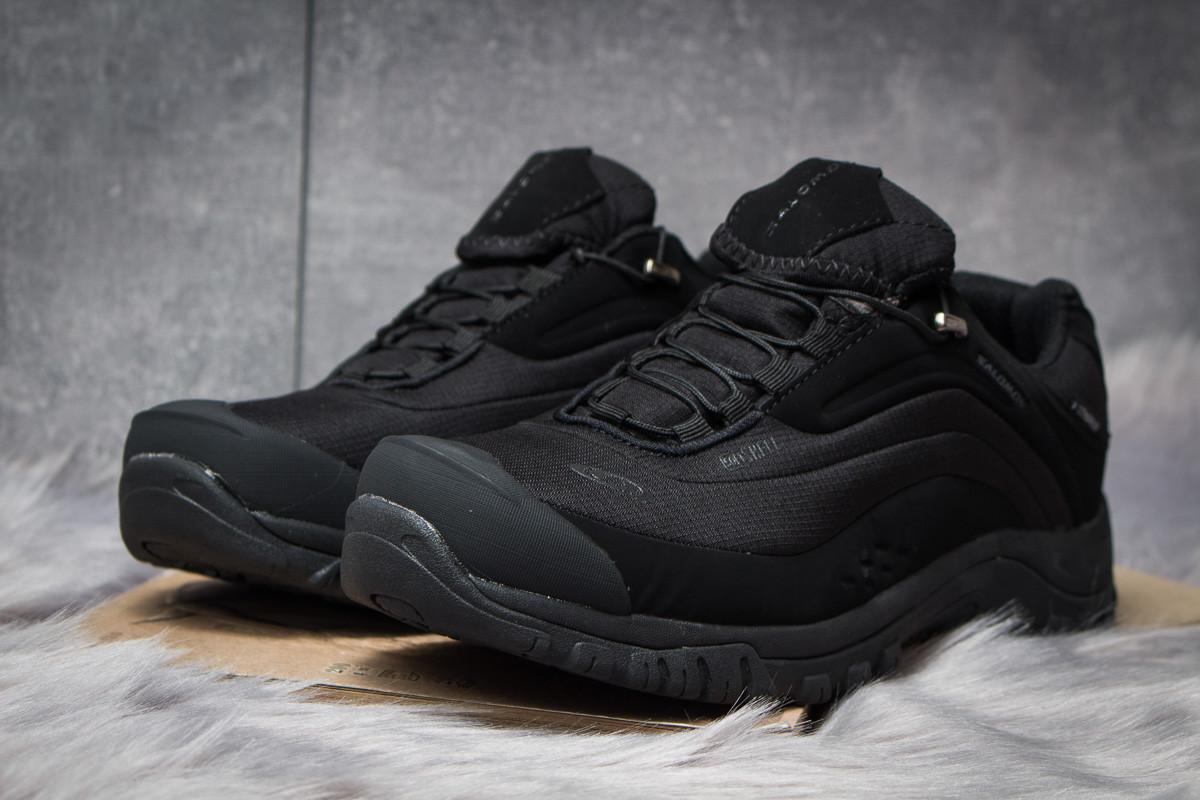 Зимние кроссовки Salomon Climaproof, черные (30361),  [  41 43 45  ]