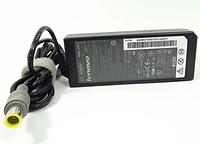 Сетевое зарядное устройство для ноутбука LENOVO 20V 4.5A (7.9x5.5) (Блок питания+кабель)