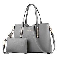 Женская сумка + кошелек 2-в-1 0729/3 (ДМ), фото 1