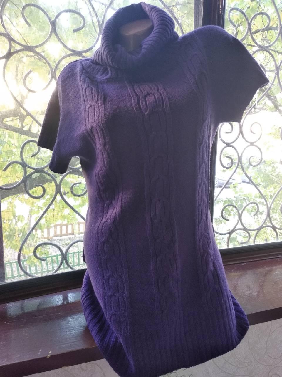 Кофта женская с коротким рукавом Friends Фиолетовый б/у