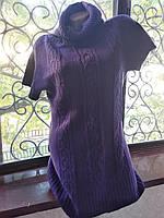 Кофта женская с коротким рукавом Friends Фиолетовый б/у, фото 1