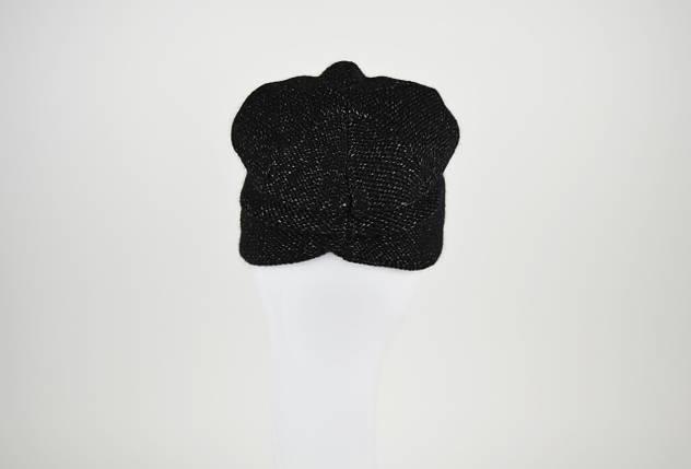Шапка женская черная La'Visio 529, фото 2