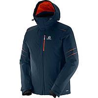 Мужская горнолыжная куртка Salomon ICESTORM JKT 382993 M 45a37cb839f09