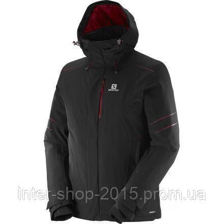 Мужская горнолыжная куртка Salomon ICESTORM JKT 382993