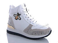 Ботинки кроссовочного типа зимние женские пр-во Турция
