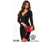 Вечернее платье - 24768 (3 расцветки) с 42 по 52 размер(бн)