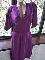 Платье женское H&M Фиолетовый б/у