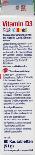 Mivolis DAS gesunde PLUS Vitamin D3 Kautabletten, 60 St, фото 3