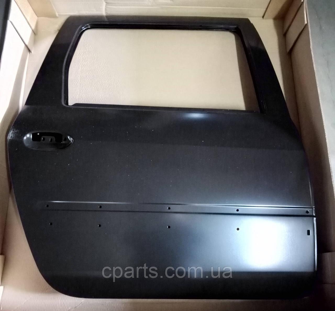 Дверь задняя правая под молдинг Renault Logan MCV (оригинал)