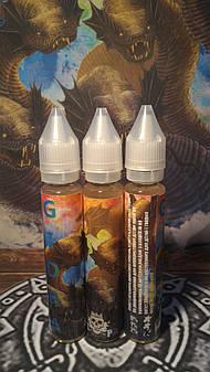 Жидкость для электронных сигарет Gidra с никотином 2мг/мл 30ml