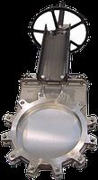 Задвижка шиберная ножевая модель Т Ду 50- 600  производства С. М. О. (Испания)