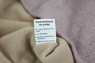 Шапка розовая с мехом La'Visio 616, фото 3