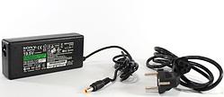 Сетевое зарядное устройство для ноутбука SONY 19.5V 4.74A (6*4.4) (блок питания+кабель)