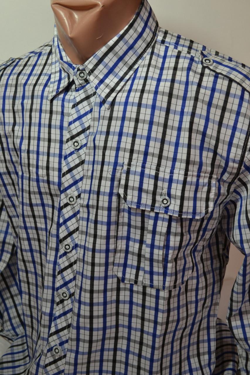 Чоловіча сорочка приталені EMT