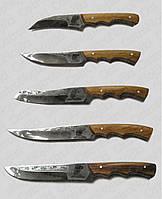 """Набор ножей для кухни """"Под пальцы"""""""
