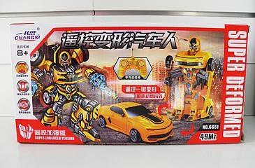 """Игрушка """"Transformers Bumblebee"""""""