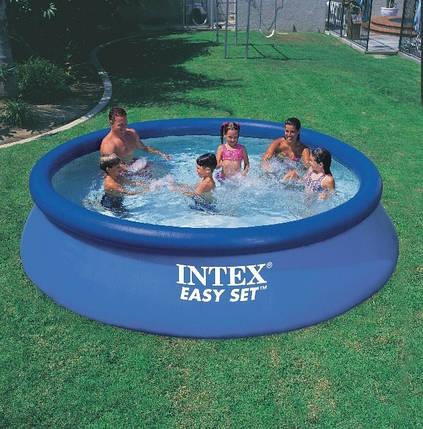 Семейный наливной бассейн Intex 56420 (366 х 76 см), фото 2