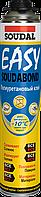 Универсальная пена-клей SOUDABOND EASY. Зимняя формула