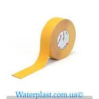 Противоскользящая лента 3M safety-walk 630 универсальная желтая средняя зернистость 25 мм