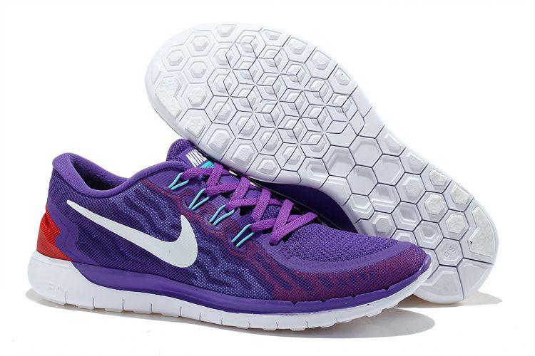 d4a9275d Мужские кроссовки Nike Free Run 5.0 фиолетового цвета модель 2015 года - Интернет  магазин обуви «