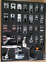 Набор лапок для швейных машин 32 шт