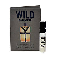 Dsquared2 Wild - Туалетная вода 1,5ml (пробник) (Оригинал)