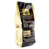 Какао порошок Cacao Barry алкализированный Extra Brut 22% 1 кг