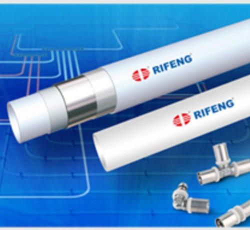 Металлопластиковые трубы пресс фитинги Rifeng