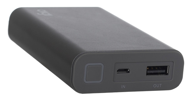 Power Bank DIGI LI-89 Qualcomm Quick Charge 2.0 - 10050 mAh Li-ion (Grеy)