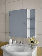 Шкаф зеркальный Garnitur.plus в ванную без подсветки 101Z (DP-V-200221) КОД: 303235
