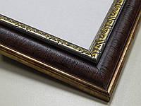 Рамка А2(420х594).Антибликовое стекло.Для картин,плакатов,фото...40 мм.