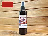 Спрей краска для замши, велюра и нубука Dr.Leather 100мл цвет Красный