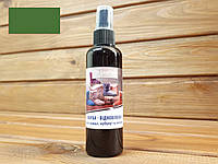 Спрей краска для замши, велюра и нубука Dr.Leather 100мл цвет Оливковый