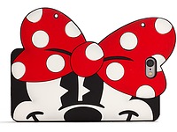 "Чехол ""Minnie Mouse"" для iPhone 6, с цепочкой на плечо"