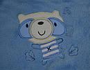 """Пижама теплая для мальчика """"Мишка"""" (р. 92-128 см) (Украина), фото 3"""