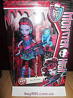 Кукла Monster High Jane Boolittle Doll Джейн Булитл