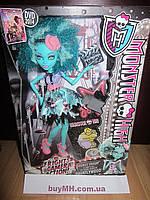 Кукла Monster High Frights, Camera, Action! Honey Swamp Doll Хани Свомп Страх, камера, мотор