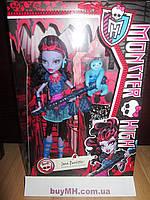 Кукла Monster High Jane Boolittle Doll Джейн Булитл