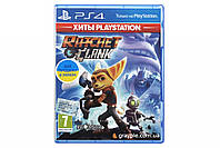 Диск PS4 Ratchet and Clank (Russian version, PS4)