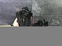 Зимние мужские кроссовки в стиле Nike Huarache Winter (Топ качество)