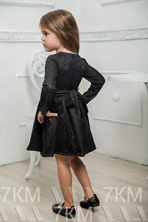 Детское платье из гипюра, фото 2