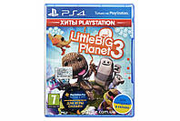 Диск PS4 LittleBigPlanet 3 (Blu-ray, Russian version)