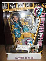 Кукла Monster High Picture Day Cleo De Nile Клео де Нил День фотографии