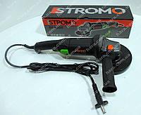 Болгарка Stromo SG1200 (125 круг, длинная ручка), фото 1