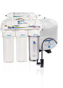 Фильтр обратного осмоса Leaderfilter Standard RO-5 МТ18