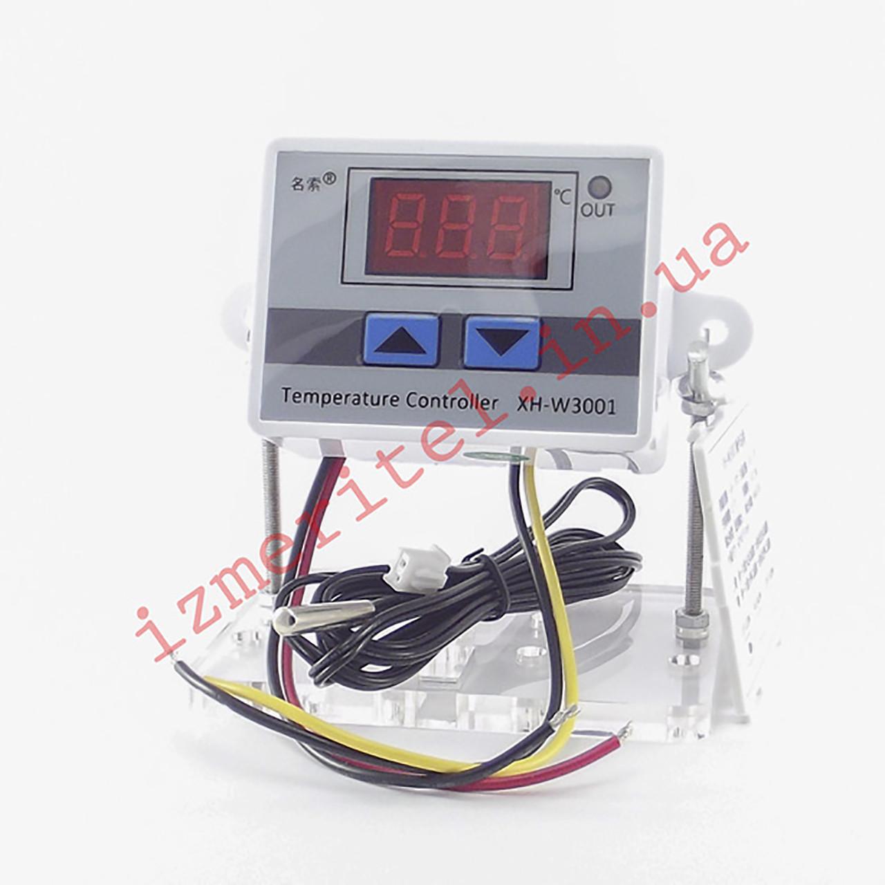 Терморегулятор W3001 12v