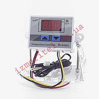 Терморегулятор W3001 12v, фото 1