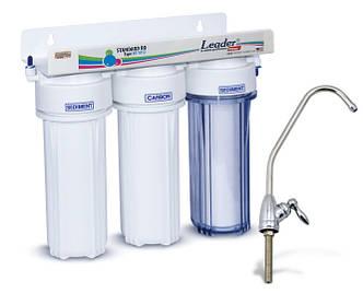 Фільтр для очищення води Leaderfilter MF